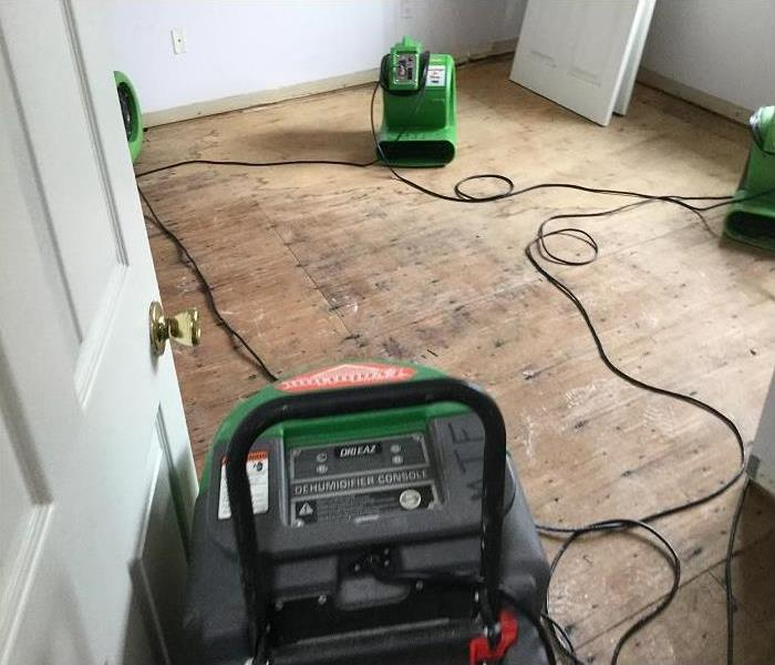 Storm Water Damage in Deal, NJ