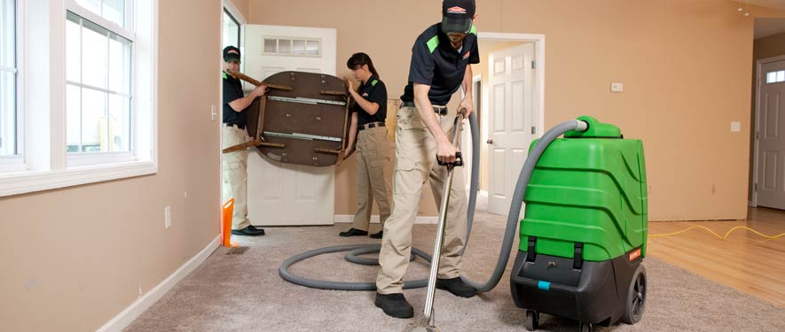 Marlboro, NJ residential restoration cleaning